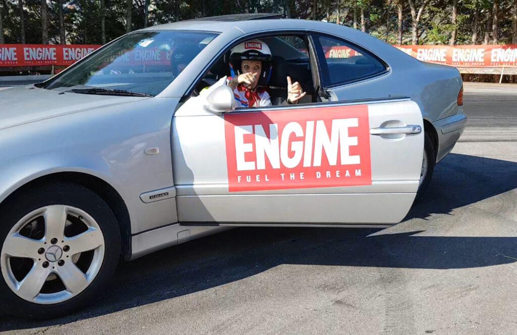 Engine Drifting Day