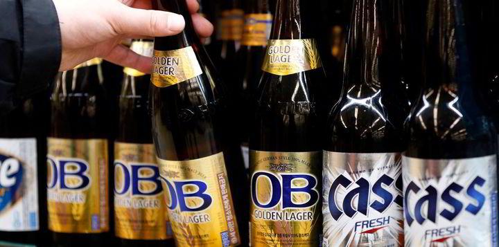 Birre Corea del Sud