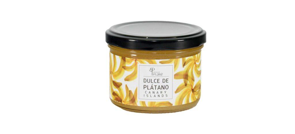 dolce di banane, Bodegas Platé