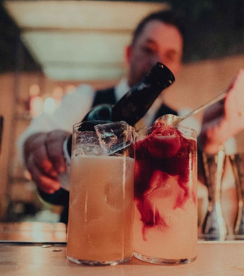 Walter Gosso, cocktail DonPapa