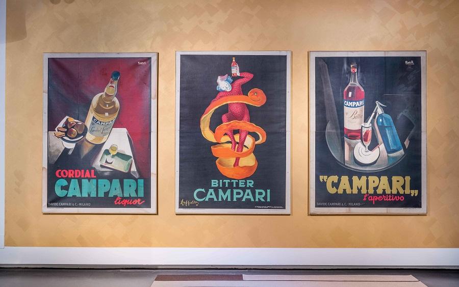 Galleria Campari e Fondazione Corriere della Sera