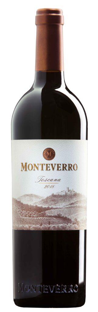 bottiglia Monteverro 2018