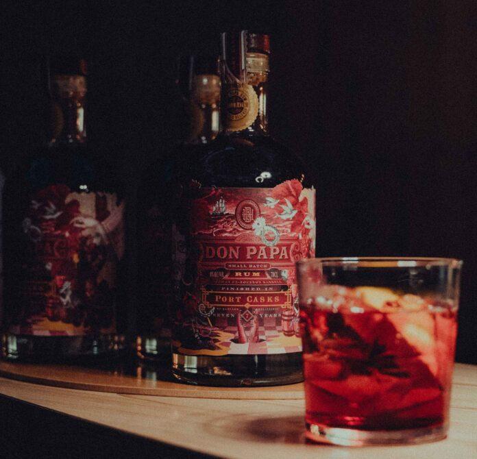 Port Casks Rum Don Papa